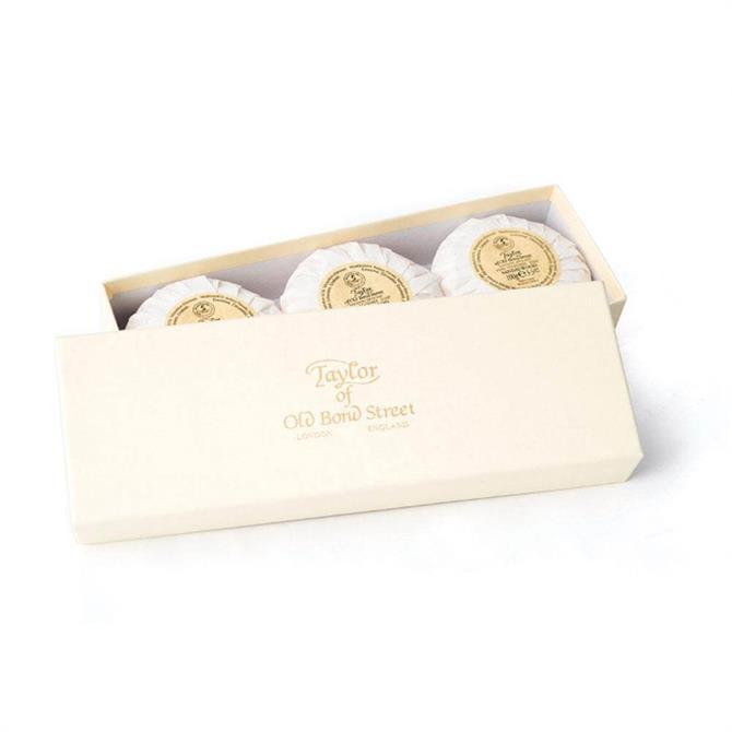 Taylors Sandalwood Hand Soap Gift Box