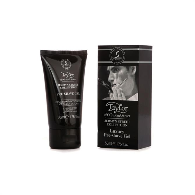 Taylors Jermyn Street Collection Pre Shave Gel 50ml