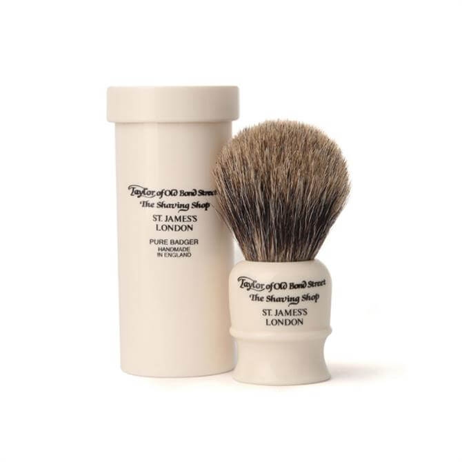 Taylors Travel Brush and Tube