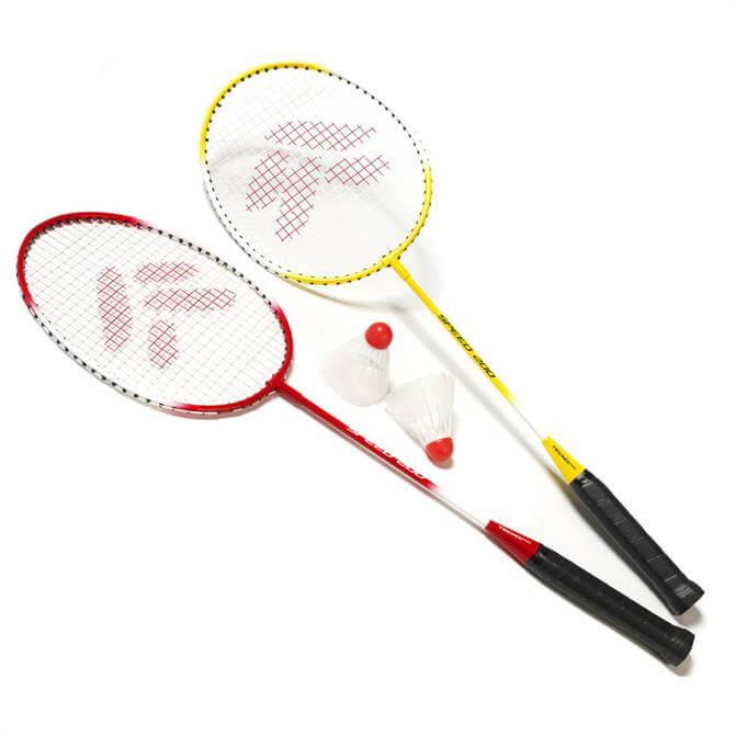 TecnoPro Speed 200 2-Player Badminton Set