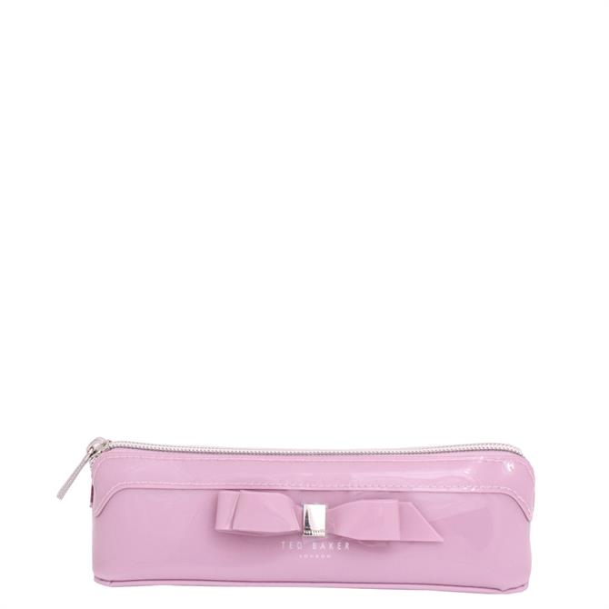 Ted Baker Casella Bow Detail Pencil Case