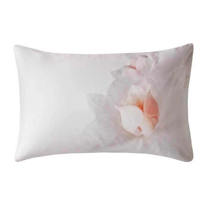 Ted Baker Cotton Candy Pink Pair of Pillowcases
