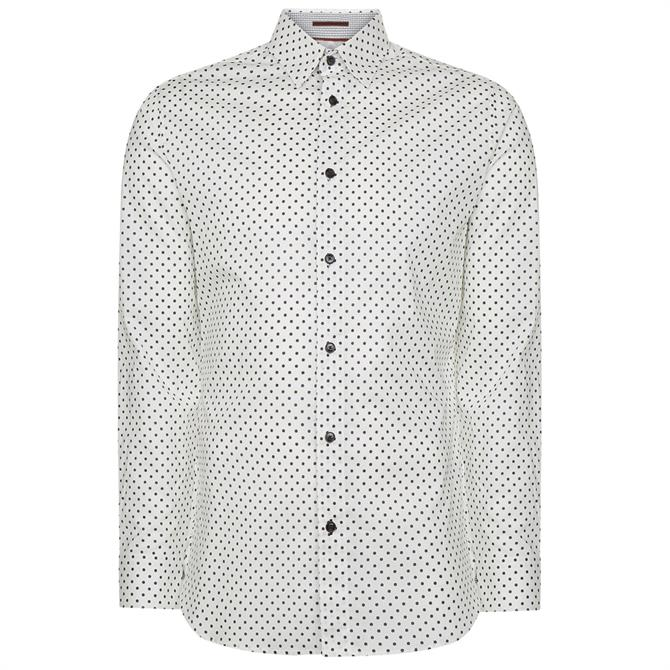 Ted Baker Men's Fyrtruk Flower Print Shirt
