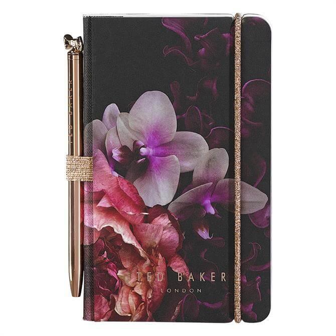 Ted Baker Splendour Mini Notebook & Pen