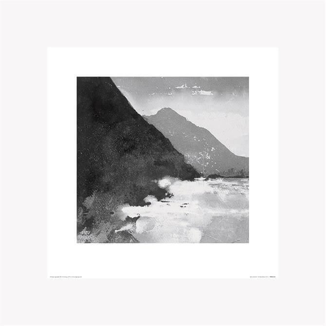 David Ross Ben Lomond Print 40 x 40cm