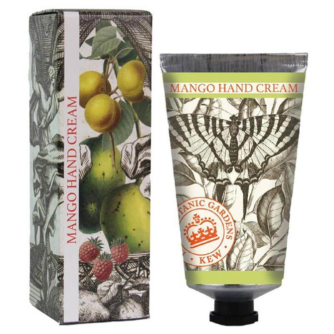 The English Soap Company Kew Gardens Hand Cream Mango75ml
