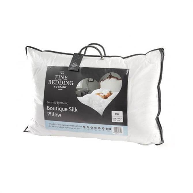 Fine Bedding Company Boutique Silk Pillow