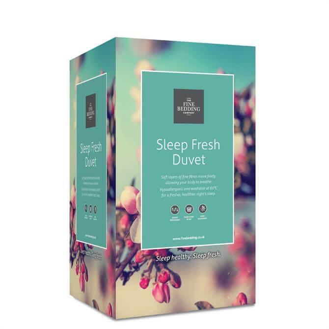 The Fine Bedding Company Sleep Fresh Duvet 10.5 Tog