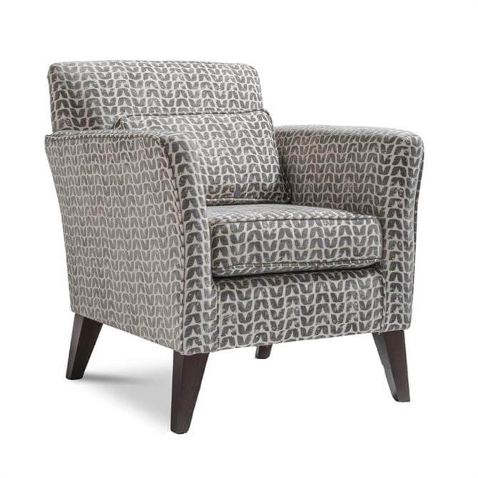 Cley Chair In Charcoal