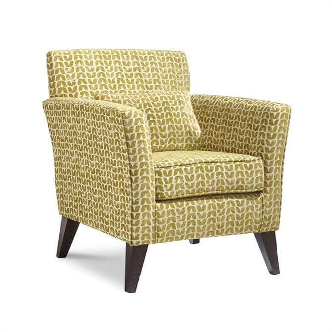 Cley Chair In Ochre