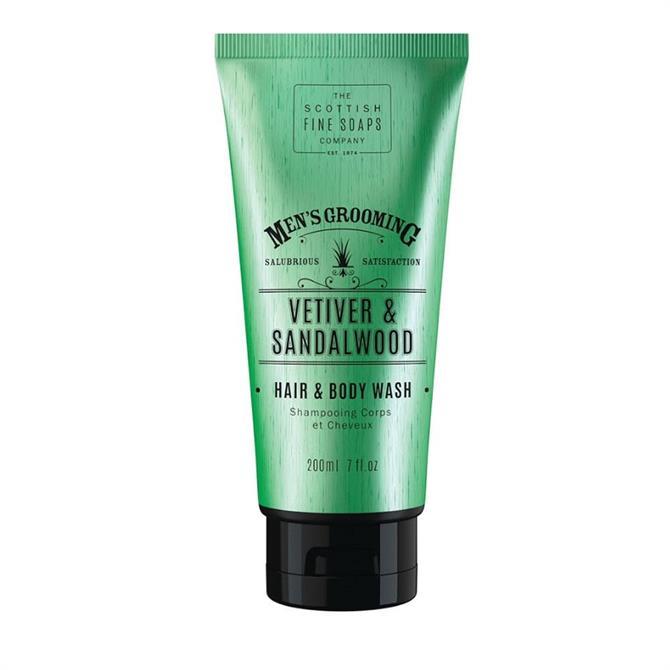 Scottish Fine Soaps Hair & Body Wash 200ml