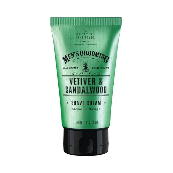 Scottish Fine Soaps Shave Cream 150ml