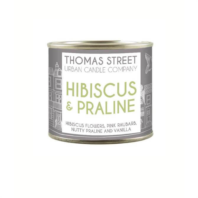 Thomas Street Natural Wax Travel Tin Candle