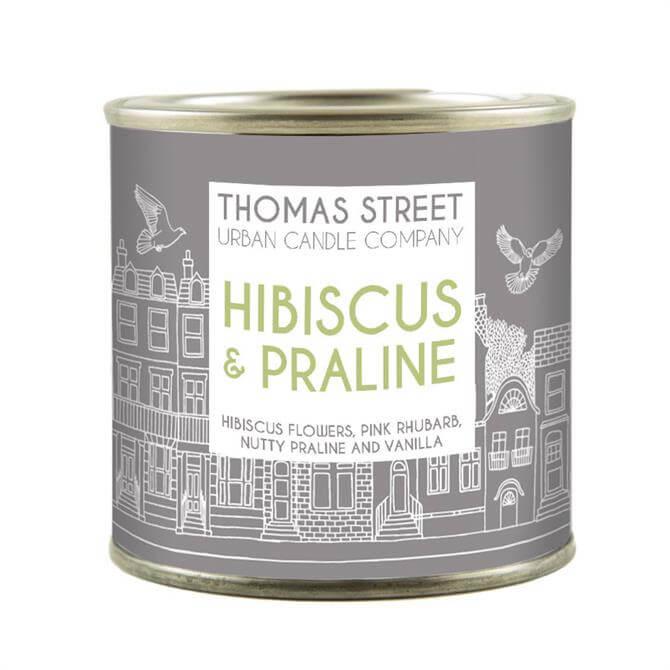 Thomas Street Natural Wax Tin Candle