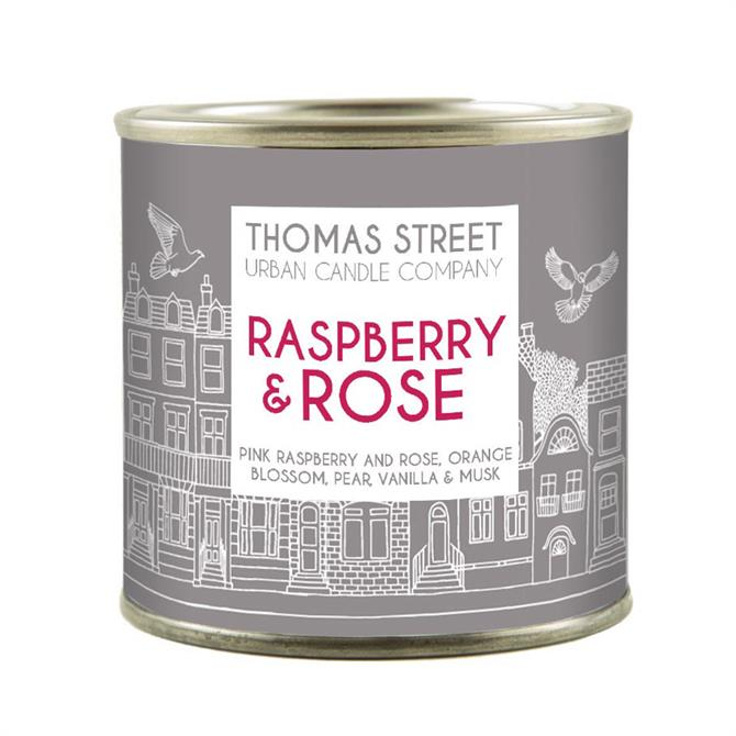 Thomas Street Natural Wax Tin Candle
