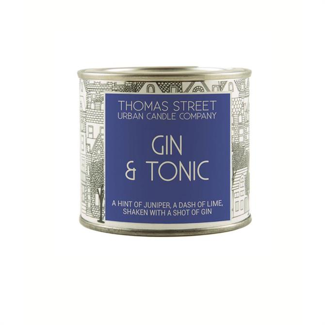 Thomas Street Mini Wax Travel Tin Candle