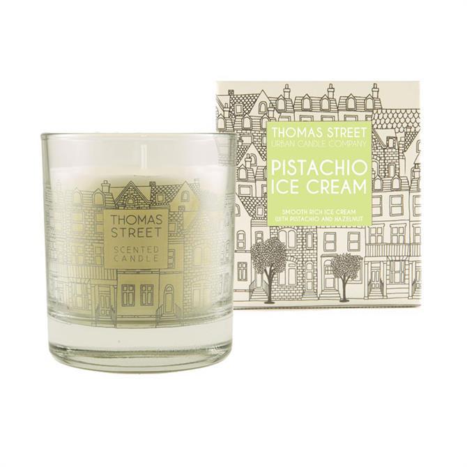 Thomas Street Glass Jar Candle