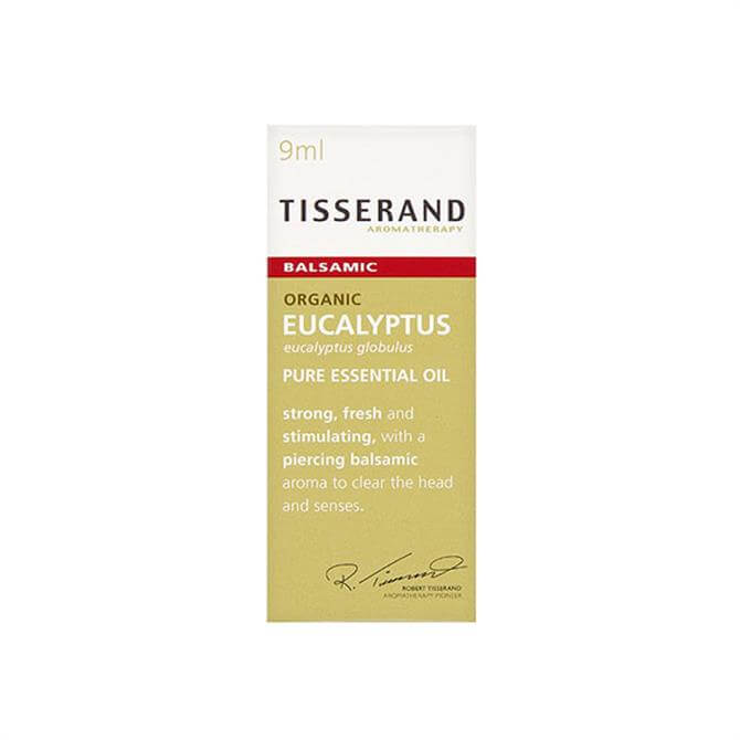 Tisserand Eucalyptus Essential Oil 9ml