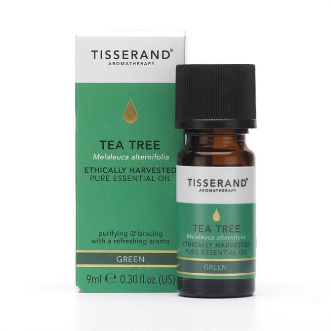 Tisserand Tea Tree Ethically Harvested Pure Essential Oil 9ml
