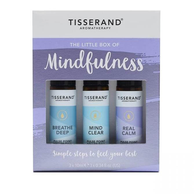 Tisserand The Little Box of Mindfulness 3x10ml