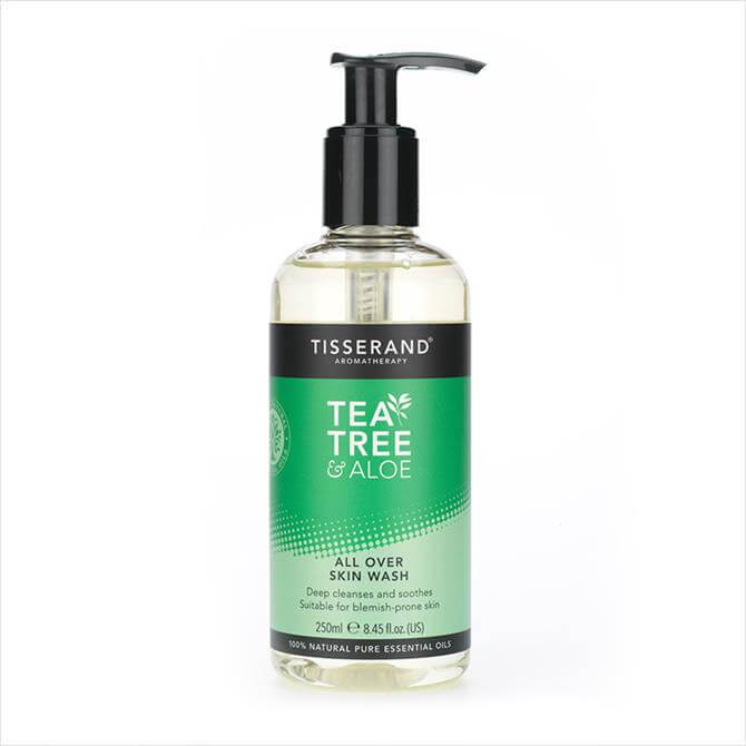 Tisserand Tea Tree & Aloe All Over Skin Wash 250ml
