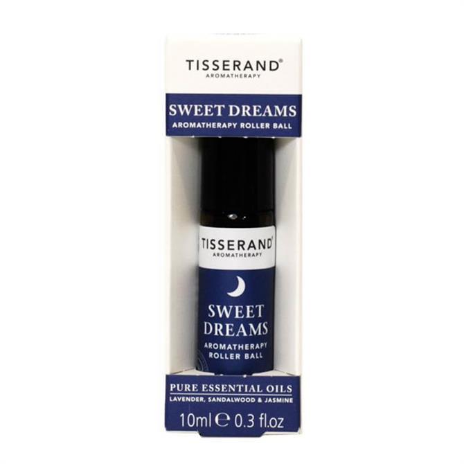 Tisserand Wellbeing Aromatherapy Rollerballs 10ml