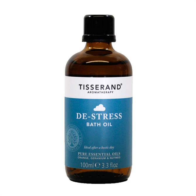 Tisserand Wellbeing Bath Oils 100ml