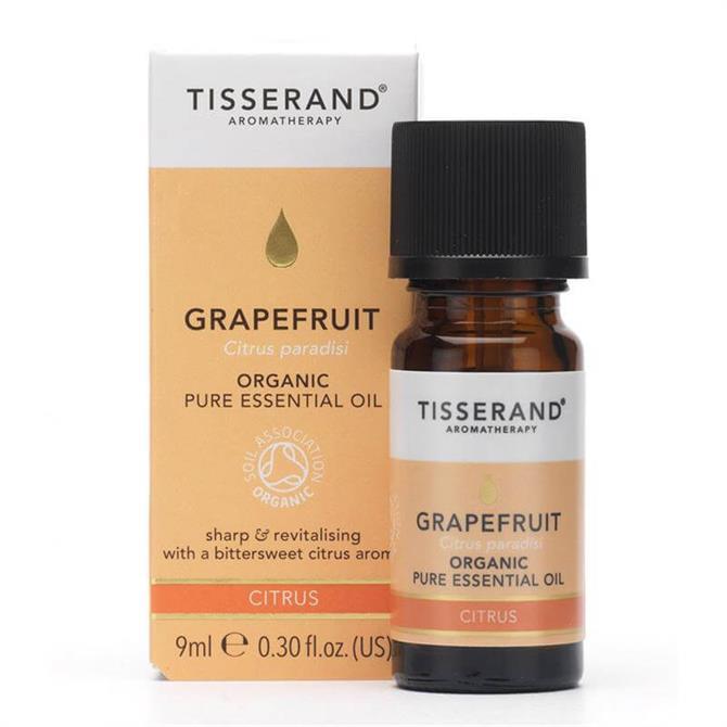 Tisserand Essential Oil 9ml - Grapefruit