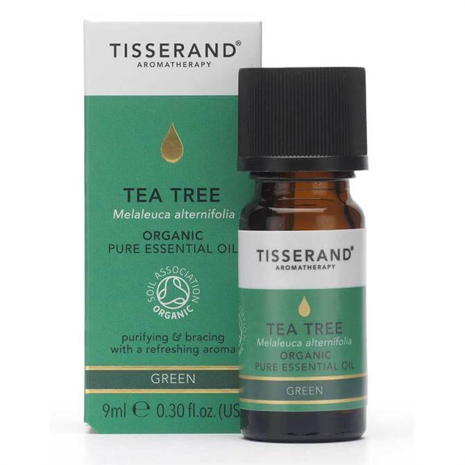 Tisserand Essential Oil 9ml - Tea Tree