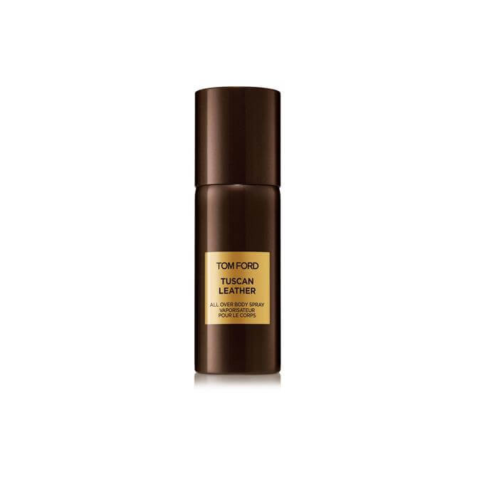 TOM FORD Tuscan Leather All Over Body Spray Eau De Parfum 150ml