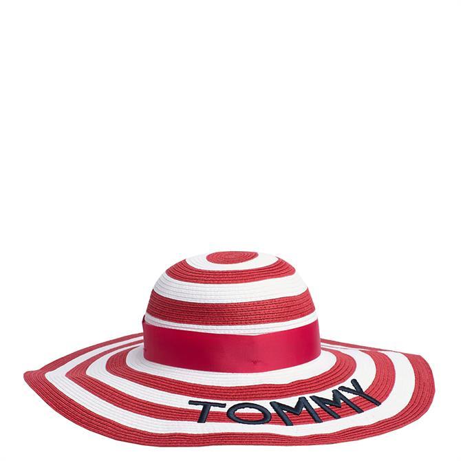Tommy Hilfiger Contrast Fedora Hat