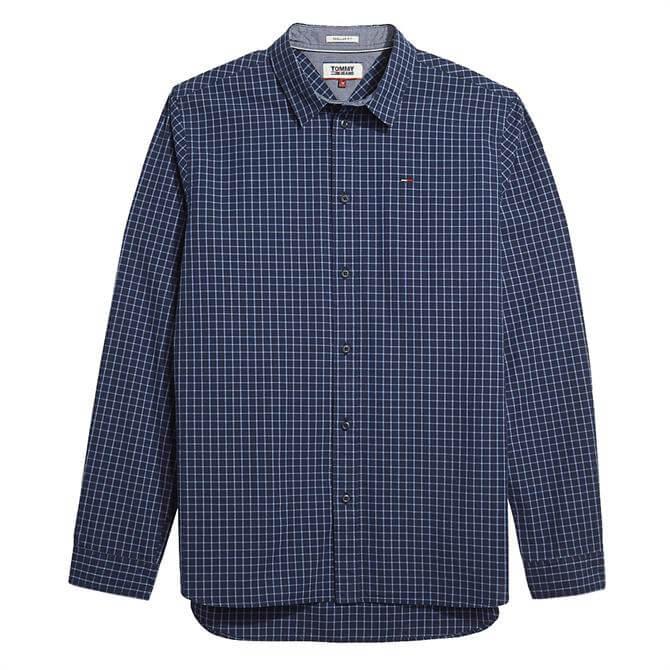 Tommy Jeans Essential Plaid Shirt