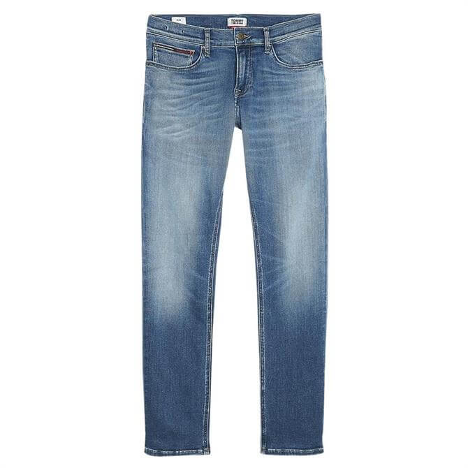 Tommy Jeans Scanton Falcon Mid Blue Slim Fit Jeans