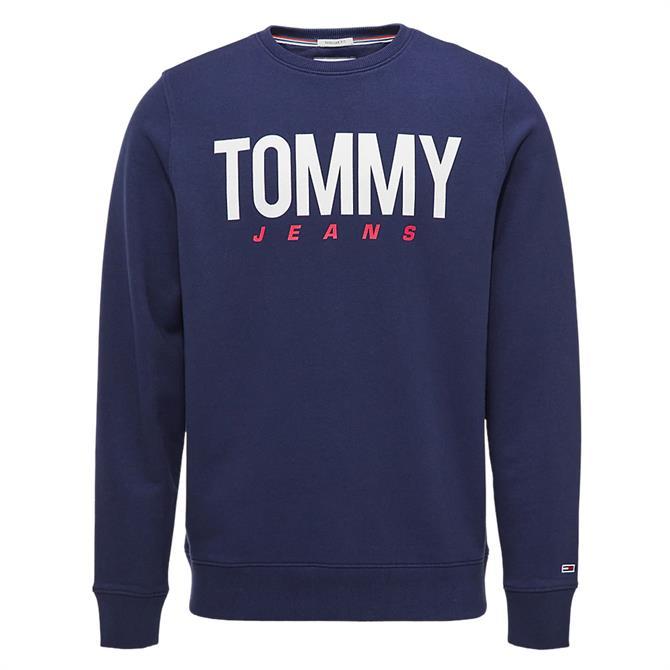 Tommy Jeans Essential Crew Neck Sweatshirt