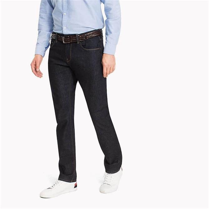 Tommy Hilfiger Denton Core Straight Fit Jeans, New Clean Rinse
