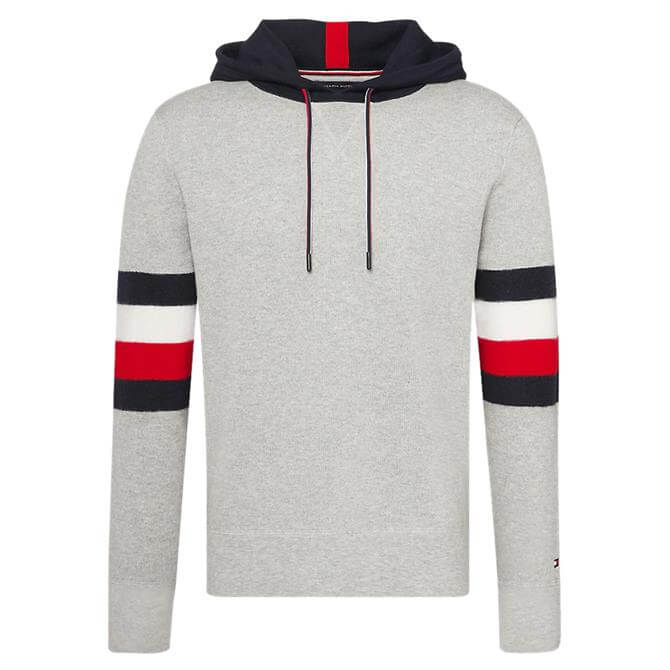 Tommy Hilfiger Relaxed Fit Colour-Blocked Hoody