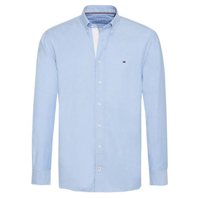 Tommy Hilfiger Essential Pure Cotton Regular Fit Shirt