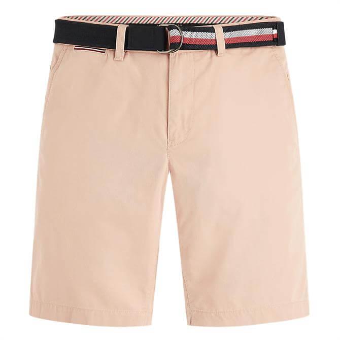 Tommy Hilfiger Signature Belt Shorts