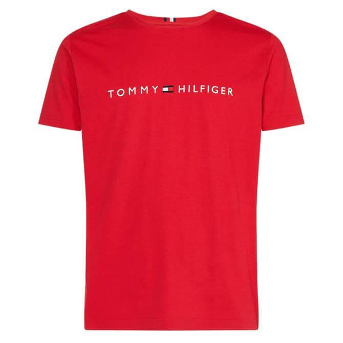 Tommy Hilfiger Organic Cotton Classic Logo T-Shirt