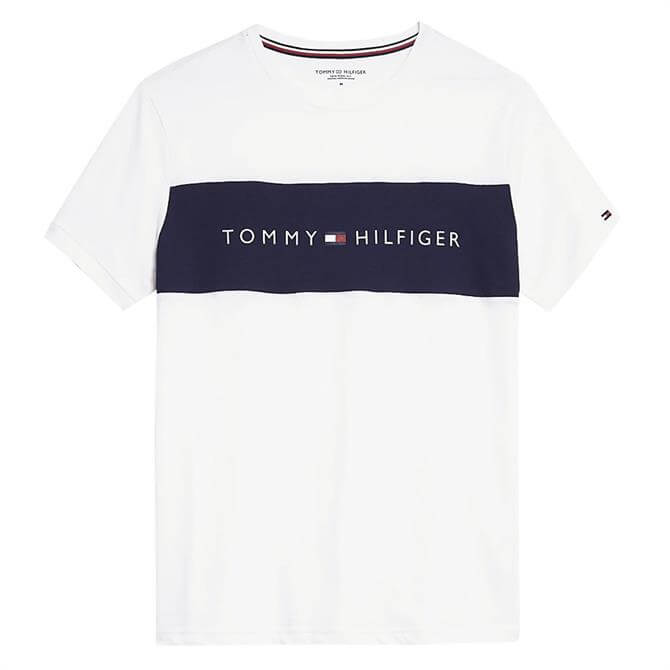 Tommy Hilfiger Pure Cotton Logo T-Shirt