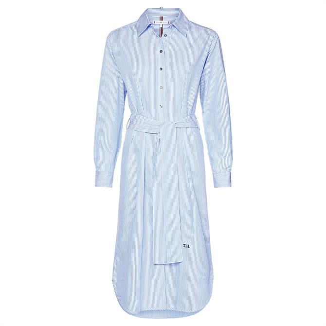 Tommy Hilfiger Essential Midi Shirt Dress