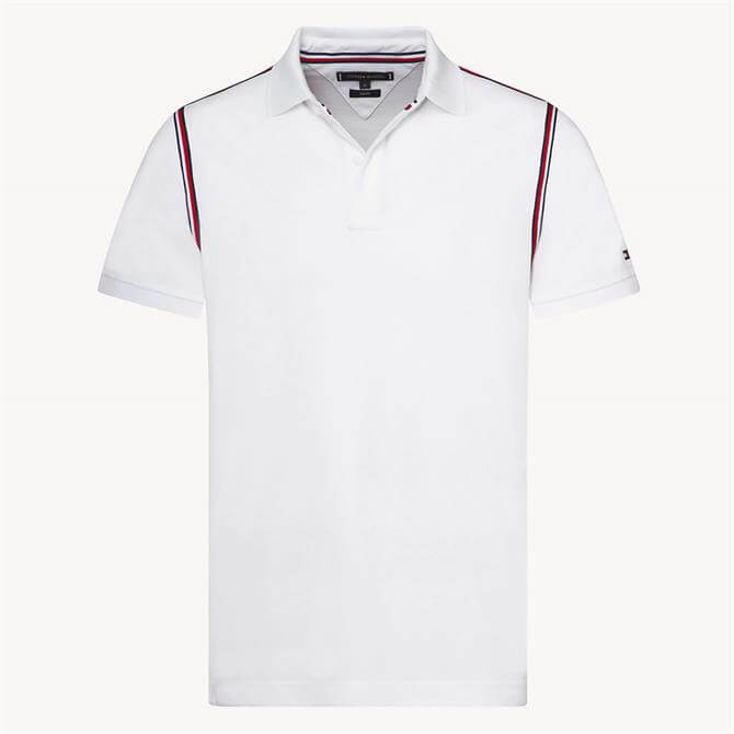 Tommy Hilfiger Pure Cotton Slim Fit Polo Shirt