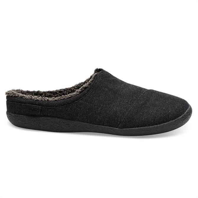 TOMS Woollen Berkeley Slippers