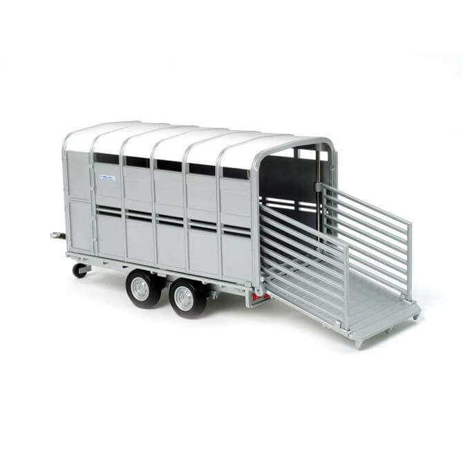 Tomy Britains Ifor Williams Livestock Trailer