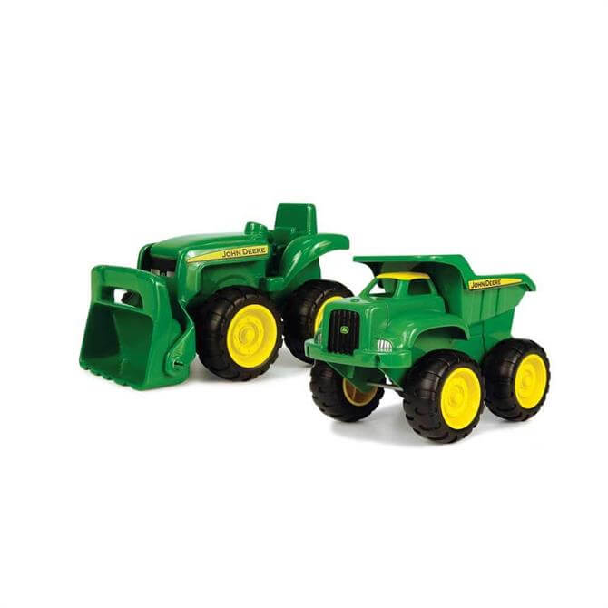 Tomy John Deere Mini Sandbox Tractor