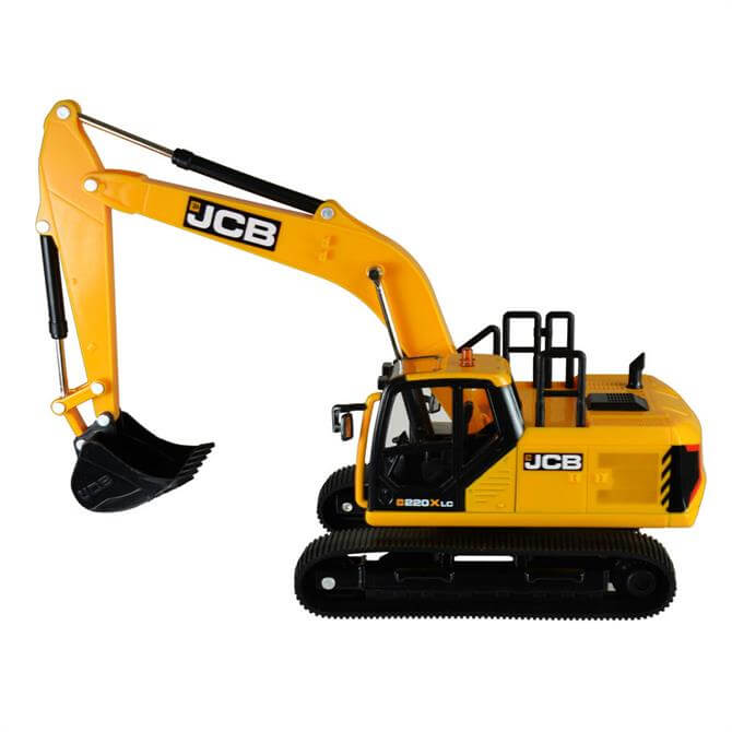 Tomy Britains JCB Excavator