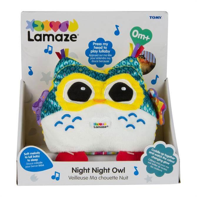 Tomy Lamaze Night Night Owl