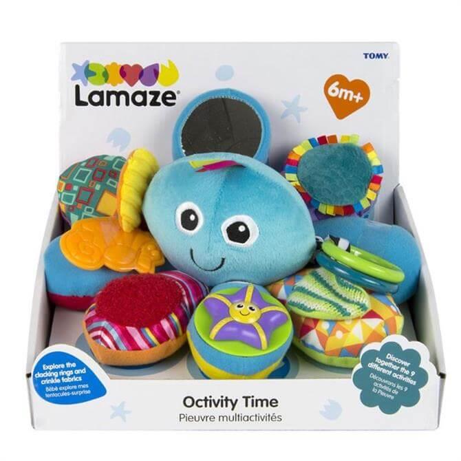 Tomy Lamaze Octivity Time