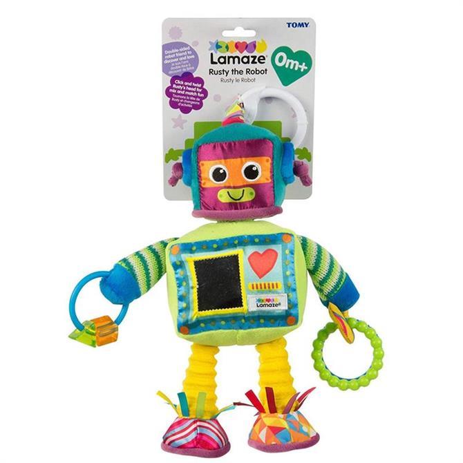 Tomy Lamaze Rusty Robot