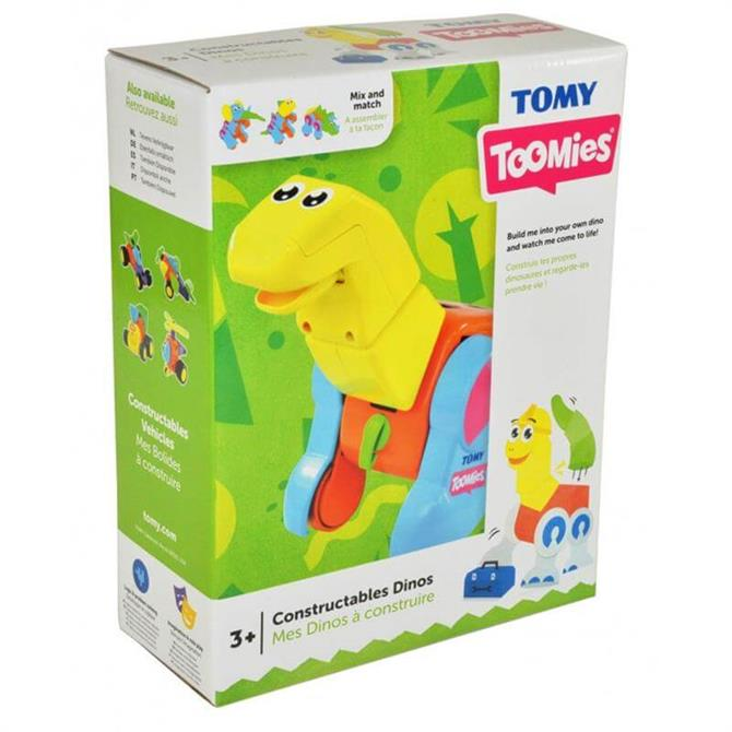 Tomy Constructables Dinos